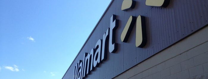 Walmart is one of Locais curtidos por Fernando.