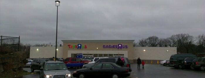 "Toys""R""Us is one of Often."