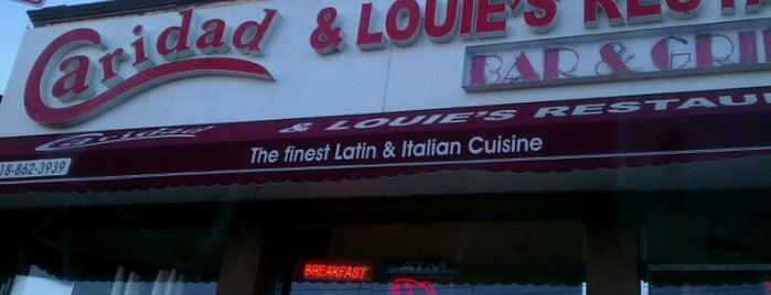 Caridad & Louie is one of Bronx.