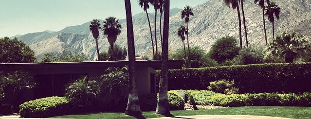 Twin Palms, Frank Sinatra House is one of USA: Hotels.