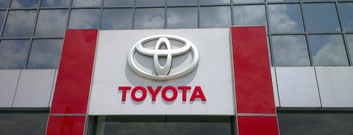 Toyota Plaza ALJ is one of Lieux qui ont plu à Seda.