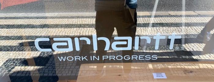 Carhartt WIP Store Lisboa is one of Lisbon.