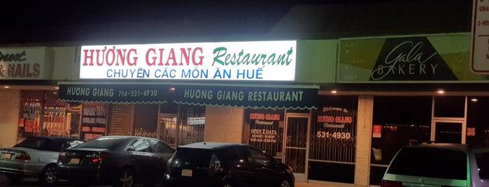 Hương Giang Restaurant is one of Little Saigon.