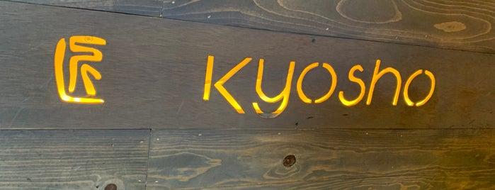 Kyosho is one of Locais salvos de Trond.