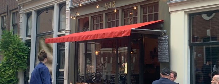Bar Parry is one of The Dog's Bollocks' Going Dutch (Amsterdam).