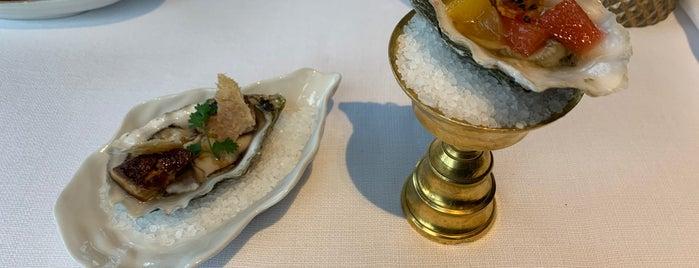 De Nederlanden is one of Restaurants met een ster.
