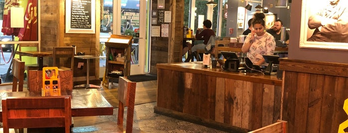 Bareburger is one of ATL ToDo.