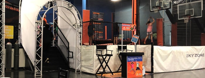 Sky Zone is one of ATL.