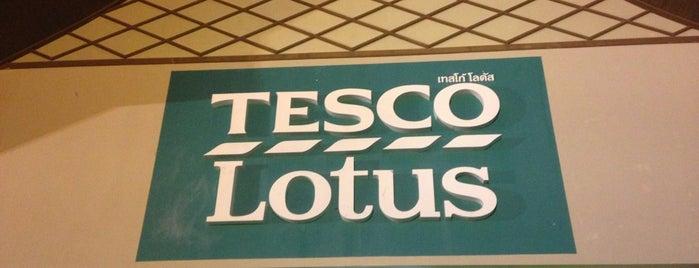 Tesco Lotus is one of Samui.