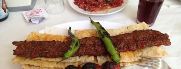 İştah Kebap Salonu is one of Adana.