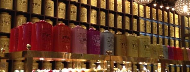 TWG Tea Salon & Boutique is one of Jerome 님이 좋아한 장소.