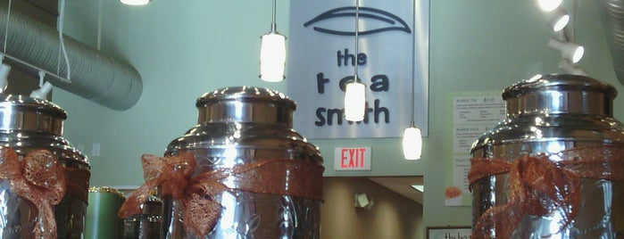 The Tea Smith is one of Free Wi-Fi.