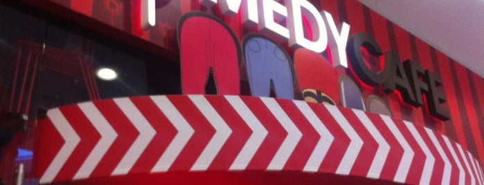 Comedy Cafe is one of Рестораны.