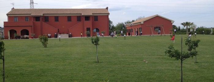 Casale Del Chienti is one of Emanuele 님이 좋아한 장소.
