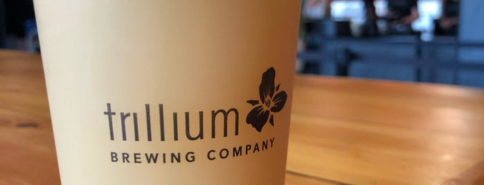 Trillium Brewing Company is one of Best Breweries in the World 3.
