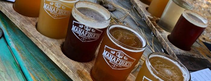 Manafirkin Brewing Co. is one of Rachel : понравившиеся места.
