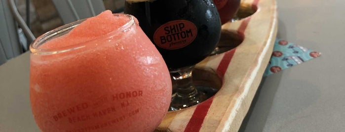 Ship Bottom Brewery is one of Jersey Shore.