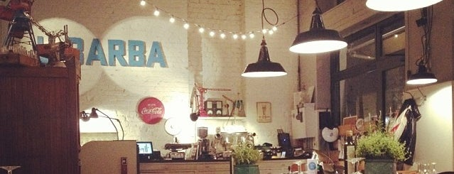 U Barba is one of MILANO EAT & SHOP.
