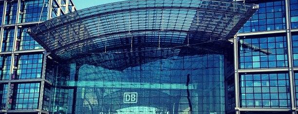 베를린 중앙역 is one of Berlin Best: Sights.