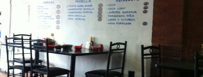 Taquería Madero is one of Orte, die Nora gefallen.
