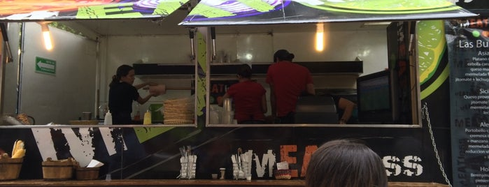 Food Truck Especial del Huerto is one of Locais salvos de Aline.