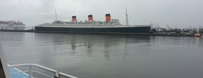 The Queen Mary is one of USA Trip 2013 - The West.