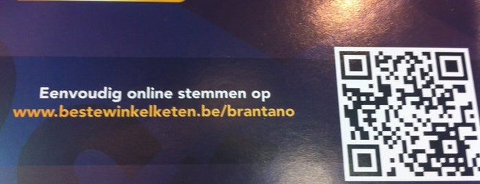 Brantano is one of Shopping Brussel.