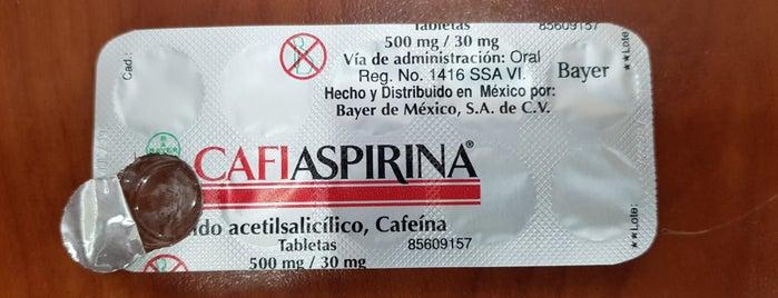 Farmacias del Ahorro is one of Catador 님이 좋아한 장소.