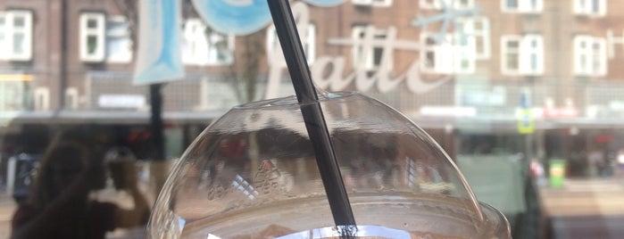 Buongiorno Espressobar is one of Werkplekken.
