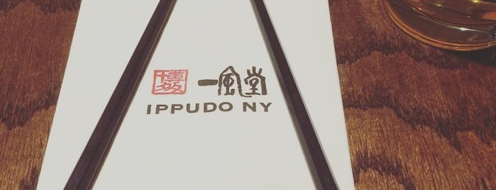 Ippudo is one of 🇺🇸 New York Eating.