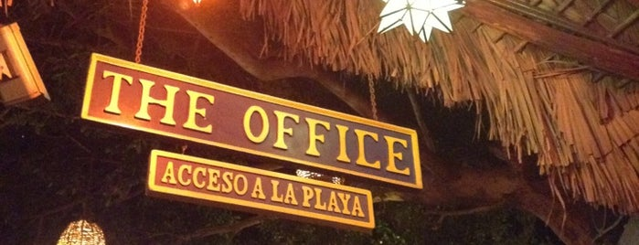 The Office is one of Cabo.