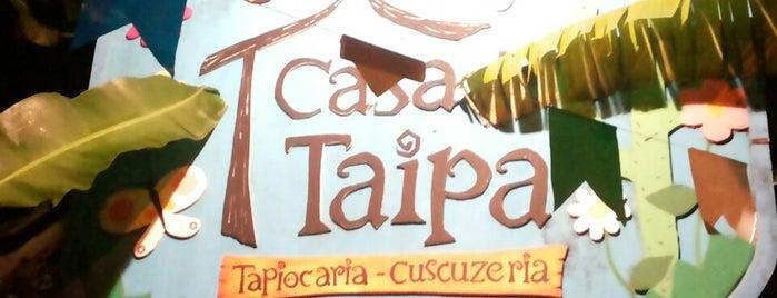 Casa de Taipa is one of Não se iluda.