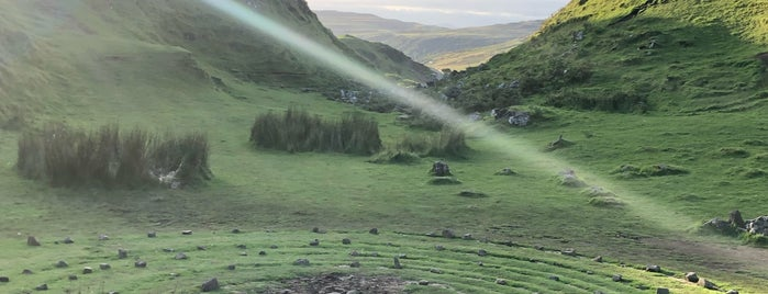 Fairy Glen is one of Auld Scotia.