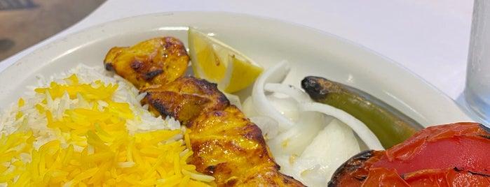 California Kabob Kitchen is one of favorites.
