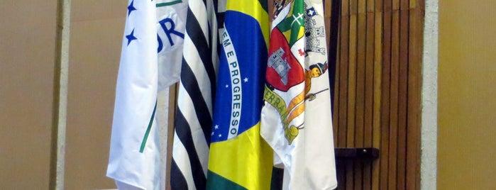 Câmara Municipal De São Bernardo Do Campo is one of Meus Locais.