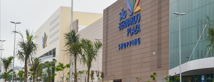 São Bernardo Plaza Shopping is one of Meus Locais.