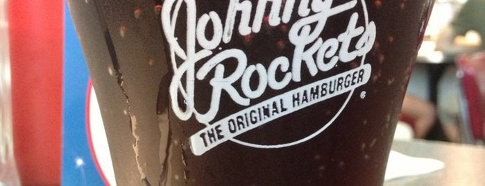 Johnny Rockets is one of Minha Santiago (Chile).
