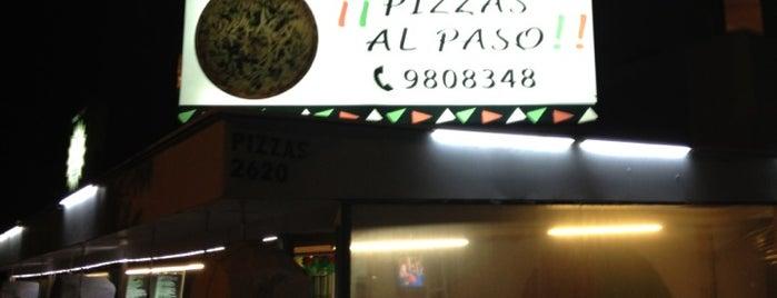 La Pizzería del Barrio is one of Tempat yang Disimpan Alejandro.