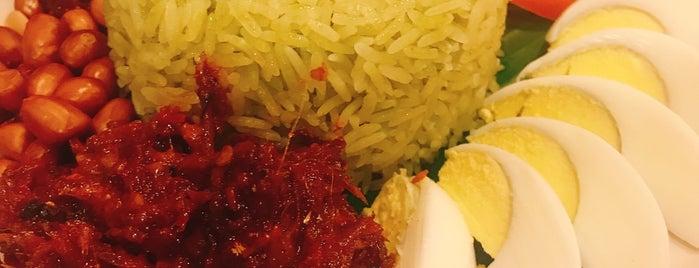 Sabah Malaysian Cuisine is one of Tempat yang Disukai Glen.