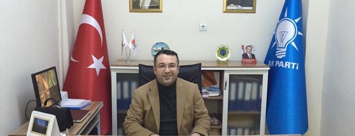 Ak Parti Talas İlçe Başkanlığı is one of Orte, die Feyza gefallen.