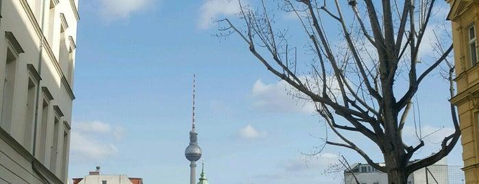 Linienstraße is one of Berlin.