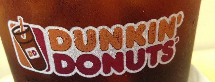 Dunkin' is one of Bakery, Dessert, Pastry & Cafe.