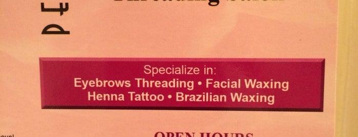 Perfect Brows is one of Orte, die Elena gefallen.