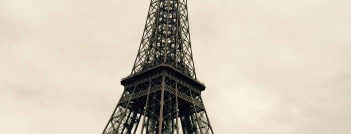 Torre Eiffel is one of 建築マップ ヨーロッパ.