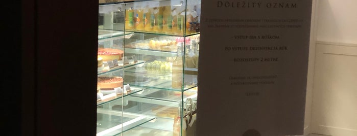 Lucette Patisserie is one of Bratislava.