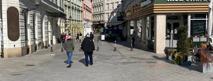 Staré Mesto is one of Euro Trip.