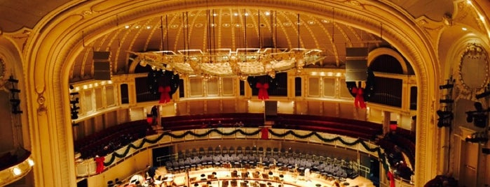 Symphony Center (Chicago Symphony Orchestra) is one of Bric à brac USA.