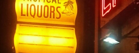 Tropical Liquors is one of Rhode.