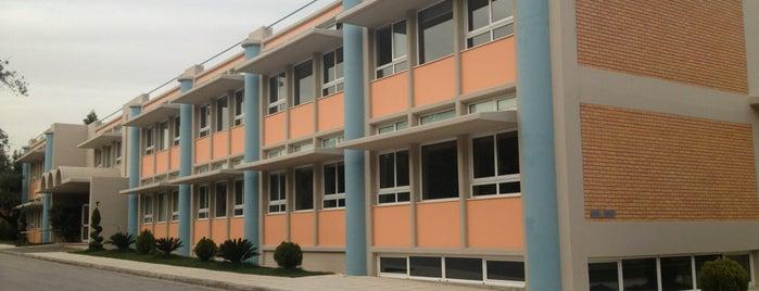 Εράσμειος Ελληνογερμανική Σχολή is one of Lugares favoritos de Vangelis.