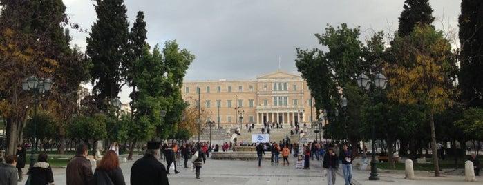 Place Syntagma is one of Follow the Orient Express — Şark Ekspresi.